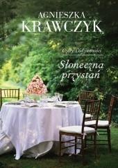 Okładka książki Słoneczna przystań Agnieszka Krawczyk