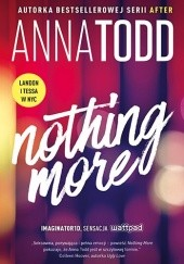 Okładka książki Nothing More