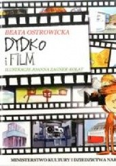 Okładka książki Dydko i film Beata Ostrowicka