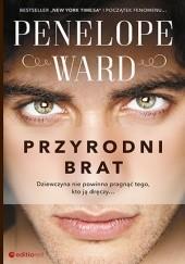 Okładka książki Przyrodni brat Penelope Ward