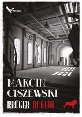 Okładka książki Krüger. Lew Marcin Ciszewski