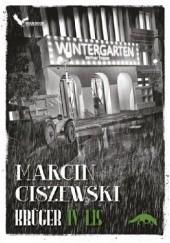 Okładka książki Krüger. Lis Marcin Ciszewski