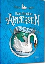 Okładka książki Baśnie Hans Christian Andersen