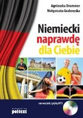 Okładka książki Niemiecki naprawdę dla Ciebie Agnieszka Drummer