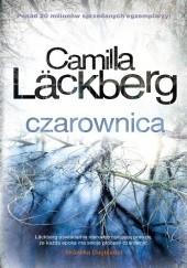 Okładka książki Czarownica Camilla Läckberg