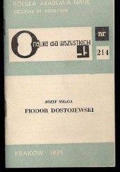 Okładka książki Fiodor Dostojewski
