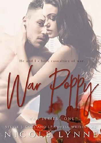 Okładka książki War Poppy Nicole Lynne