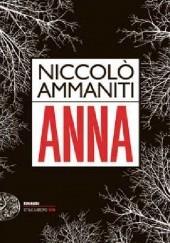 Okładka książki Anna Niccolo Ammaniti