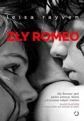 Okładka książki Zły Romeo Leisa Rayven
