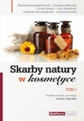 Okładka książki Skarby natury w kosmetyce Lucjusz Zaprutko