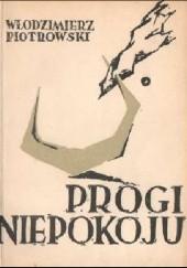 Okładka książki Progi niepokoju