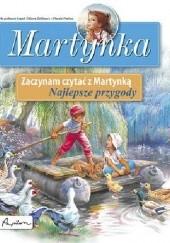 Okładka książki Martynka. Zaczynam czytać z Martynką. Najlepsze przygody. Gilbert Delahaye
