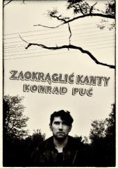 Okładka książki Zaokrąglić kanty Konrad Puć