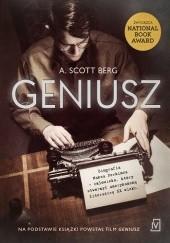 Okładka książki Geniusz A. Scott Berg