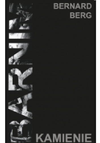 Okładka książki Barnim. Kamienie Bernard Berg