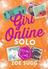 Okładka książki Girl Online. Solo Zoe Sugg