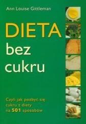 Okładka książki Dieta bez cukru Gittleman Ann Louise