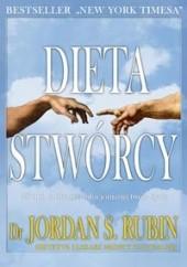 Okładka książki Dieta Stwórcy Jordan S. Rubin