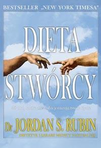 Okładka książki Dieta Stwórcy