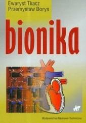 Okładka książki Bionika Ewaryst Tkacz Borys Przemysław