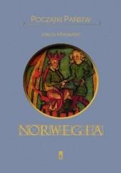 Okładka książki Norwegia Jakub Morawiec