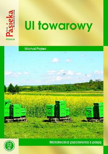 Okładka książki Ul towarowy Michał Piątek