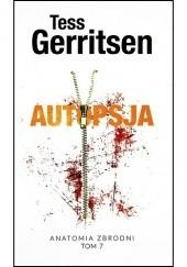 Okładka książki Autopsja Tess Gerritsen