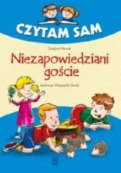Okładka książki Czytam sam. Niezapowiedziani goście Grażyna Nowak-Balcer