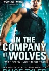 Okładka książki In the Company of Wolves Paige Tyler