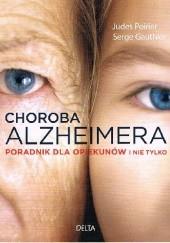 Okładka książki Choroba Alzheimera. Poradnik dla opiekunów i nie tylko Judes Poirier