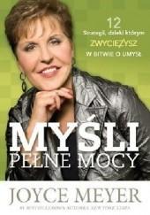 Okładka książki Myśli pełne mocy Joyce Meyer