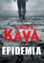 Okładka książki Epidemia Alex Kava