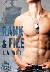 Okładka książki Rank & File L.A. Witt