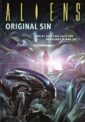 Okładka książki Aliens: Original Sin Michael Jan Friedman