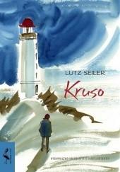 Okładka książki Kruso Lutz Seiler