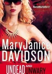 Okładka książki Undead and Unwary Mary Janice Davidson