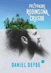 Okładka książki Przypadki Robinsona Crusoe Daniel Defoe
