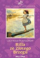 Okładka książki Rilla ze Złotego Brzegu Lucy Maud Montgomery