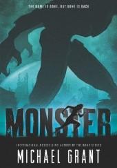 Okładka książki Monster Michael Grant