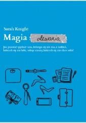 Okładka książki Magia olewania Sarah Knight