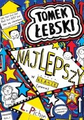 Okładka książki Tomek Łebski najlepszy w klasie prawie Liz Pichon