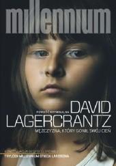Okładka książki Mężczyzna, który gonił swój cień David Lagercrantz