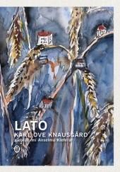 Okładka książki Lato Karl Ove Knausgård