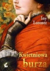 Okładka książki Kwietniowa burza Iny Lorentz