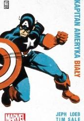 Okładka książki Kapitan Ameryka: Biały Jeph Loeb,Tim Sale