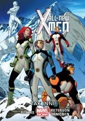 Okładka książki All New X-Men: Tak Inni Brian Michael Bendis,Stuart Immonen,Brandon Peterson