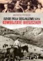 Okładka książki Dzikie pola socjalizmu czyli kowbojskie Bieszczady Andrzej Potocki