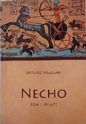 Okładka książki Necho, t.1, Książę Dariusz Kiszczak