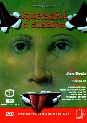 Okładka książki Igraszki z diabłem Jan Drda