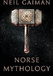 Okładka książki Norse Mythology Neil Gaiman